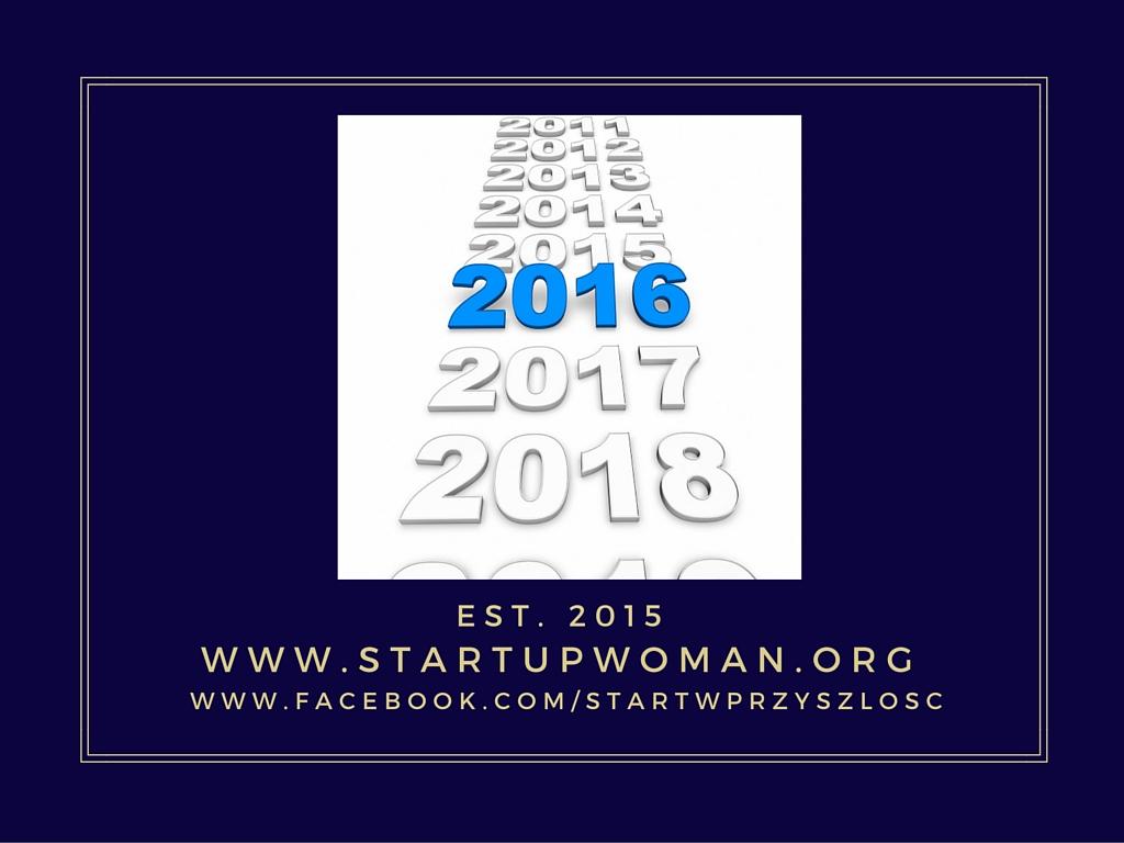 StartUpWOman 2016