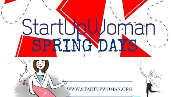 StartUpWoman Spring Days